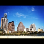 It was a perfectly beautiful day in Austin