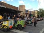 The streets of Austin/SXSW