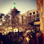 Black friday at the Americana