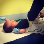 First doctor visit